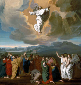 Keep Your Eyes on the Promises – 7th Sunday of Easter