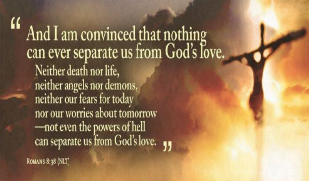 Nothing Can Separate Us!