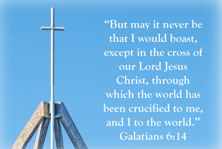 We Boast In the Cross of Christ