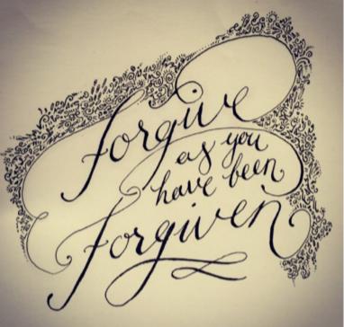 We Forgive, As God Forgives You