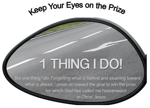 Press On Toward the Heavenly Goal